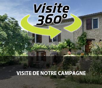 Visite 360 de la campagne berne